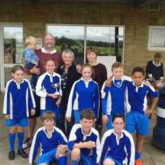 Clive Lewis Tag Rugby Festival 2016