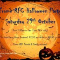 Frome RFC Halloween Party