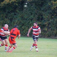 Frome RFC 2nd v Corsham RFC 1st