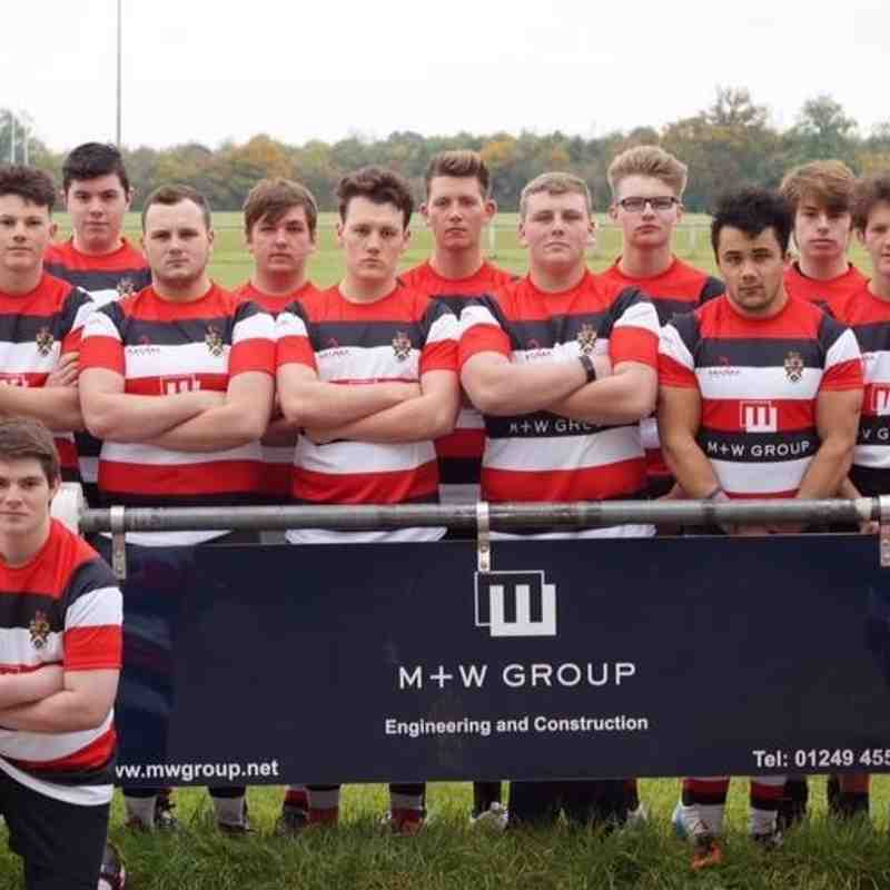 Frome RFC Academy v Minehead Barbarians Colts