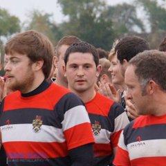 Royal Wootton Bassett RFC 2nd v Frome RFC 2nd
