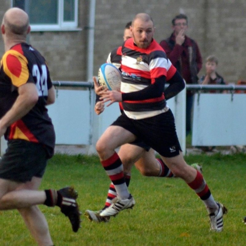 Cheddar Valley RFC 2nd 0 - 48 Frome RFC 3rd