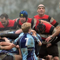 Frome RFC 2nd v Supermarine RFC 1st
