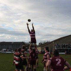 Frome RFC 1st v Swanage & Wareham RFC 1st