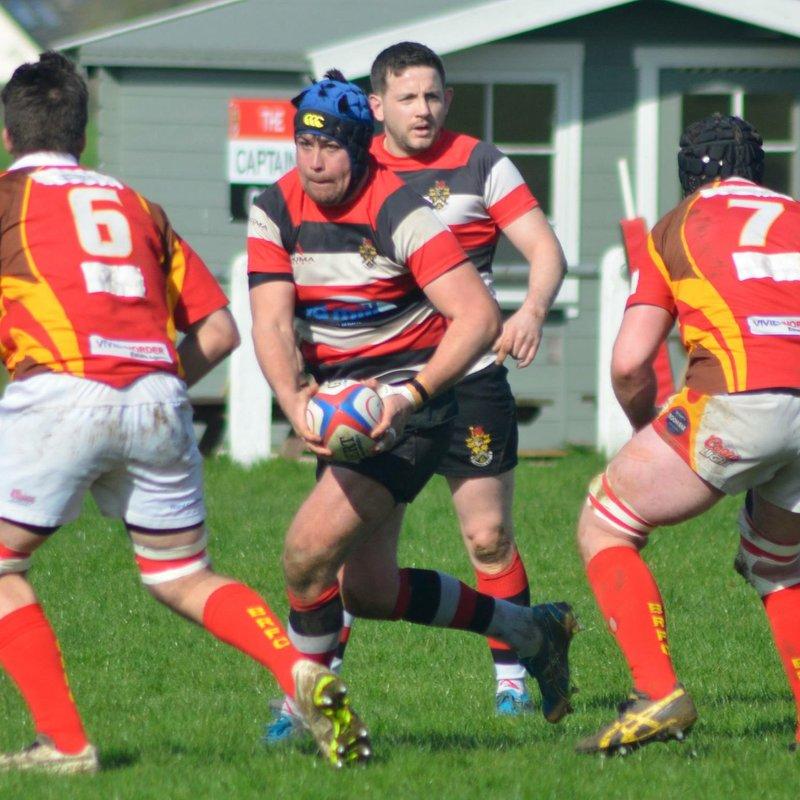 Frome RFC 1st 23 - 26 Blandford RFC 1st