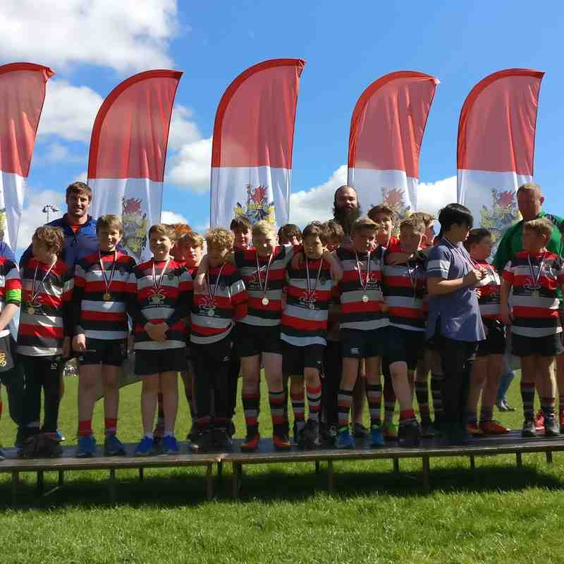 Frome RFC Mini & Junior Festival