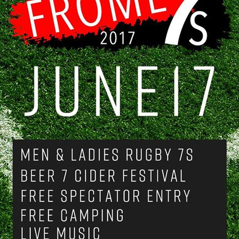 Frome 7's - June 17th