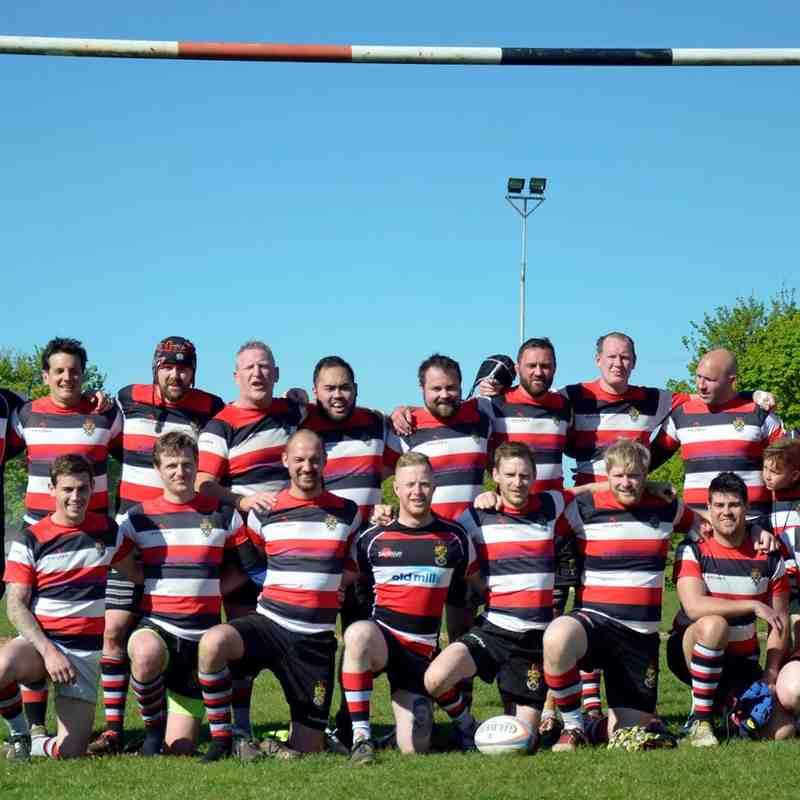Frome RFC 2nd v Swindon RFC 2nd