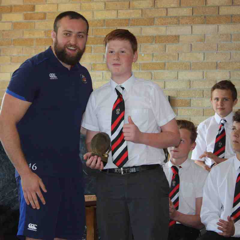 Frome RFC Mini & Junior Presentation