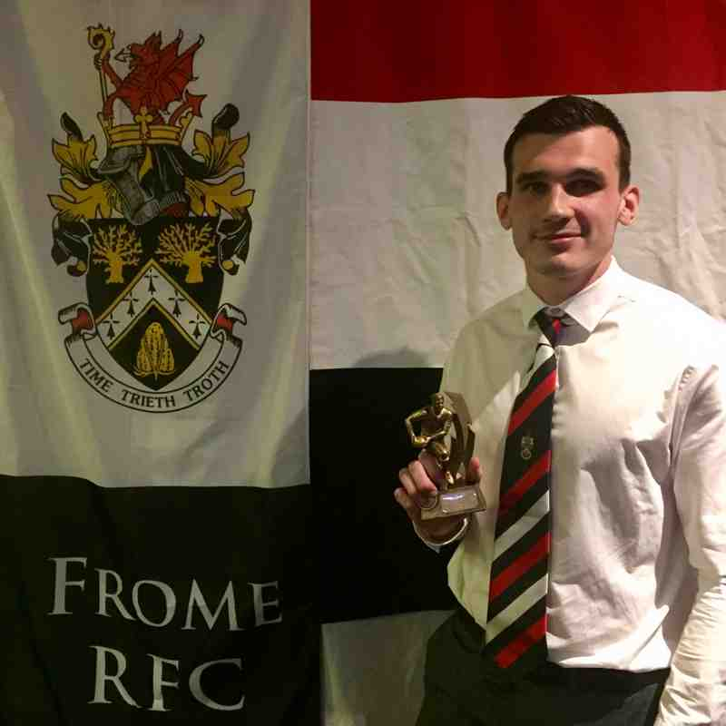 Frome RFC Senior Awards Dinner