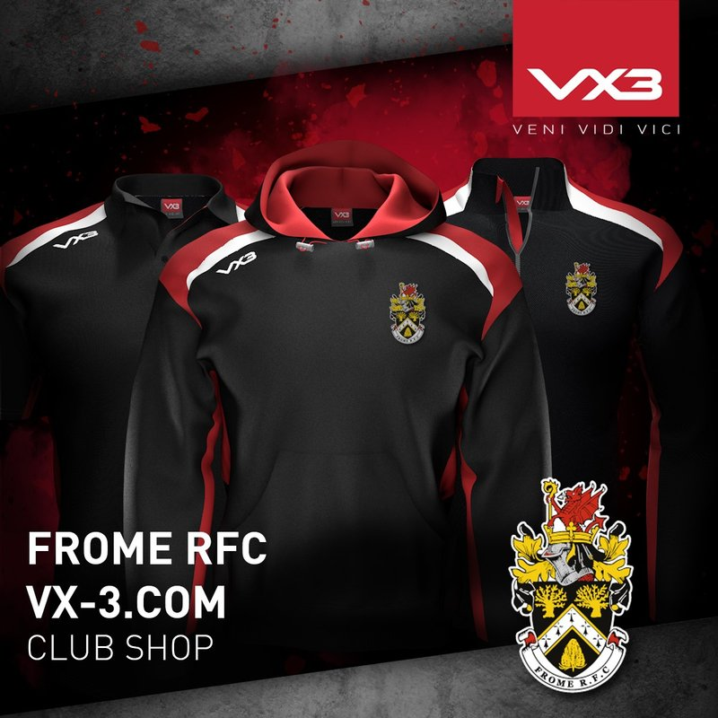 The 2017/2018 Frome RFC VX-3 kit