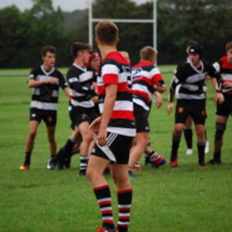Frome RFC Acadmey v Walcot RFC U18's