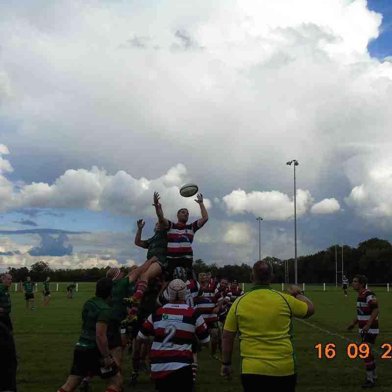 Frome RFC 3rd v Midsomer Norton RFC 3rd