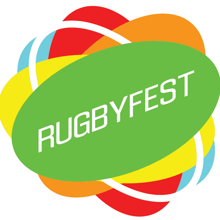 Frome RFC players at RugbyFest