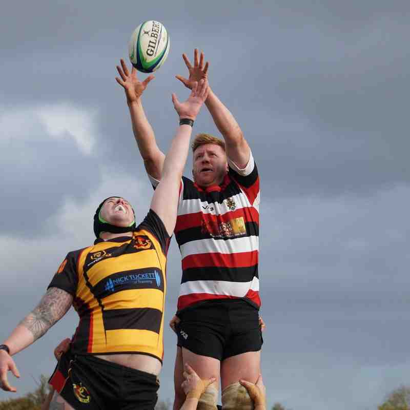 Frome RFC 1st v Swindon College Old Boys RFC 1st