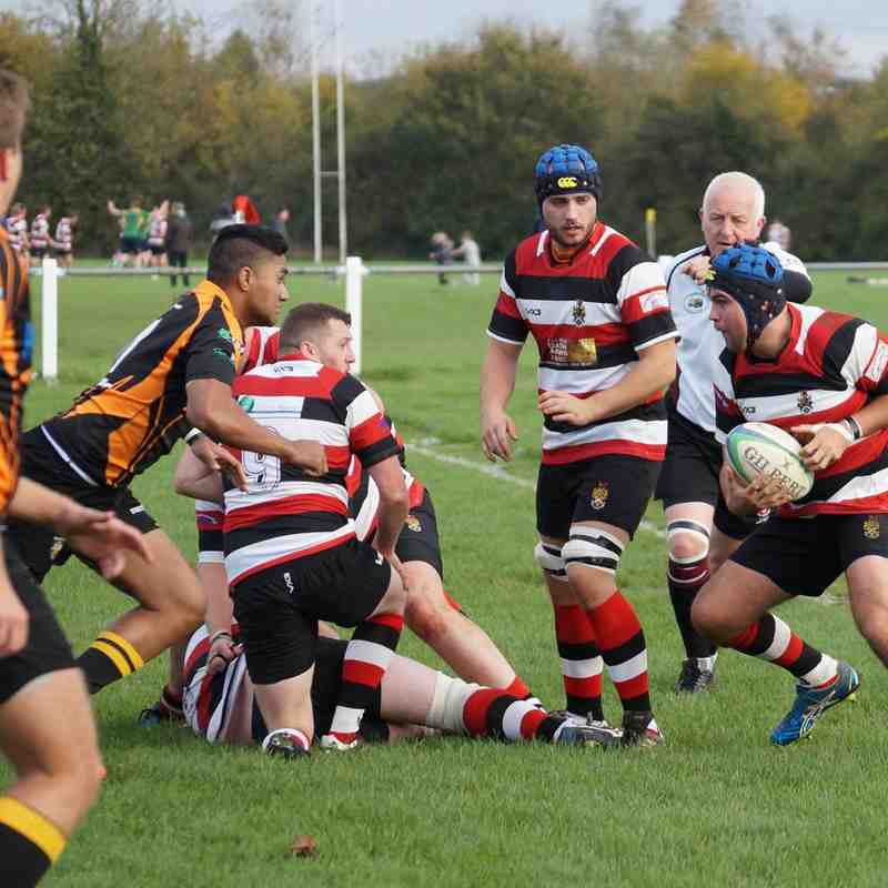Frome RFC 1st v Marlborough RFC 1st