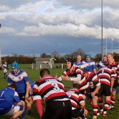 Frome RFC 2nd v Calne RFC 1st