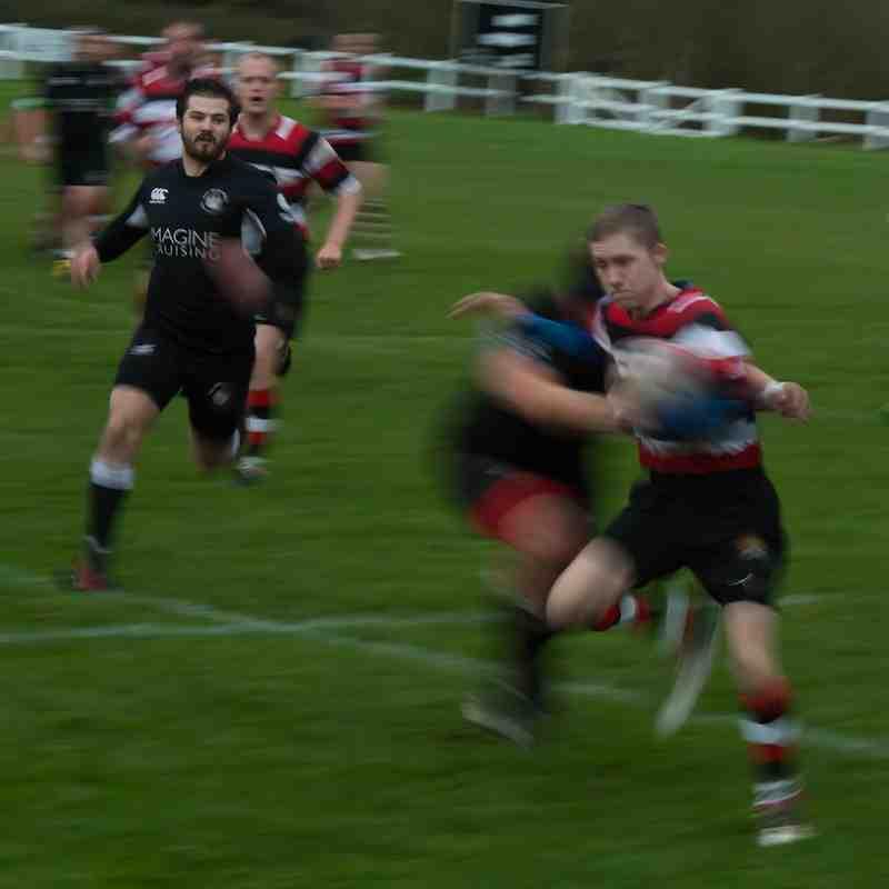 Royal Wootton Bassett RFC 3rds v Frome RFC 2nds