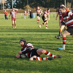 Swanage & Wareham RFC 1st v Frome RFC 1st