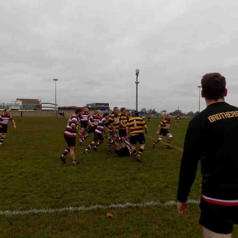 Combe Down RFC 2nd v Frome RFC 2nd