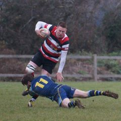 Frome RFC 1st v Trowbridge RFC 1st