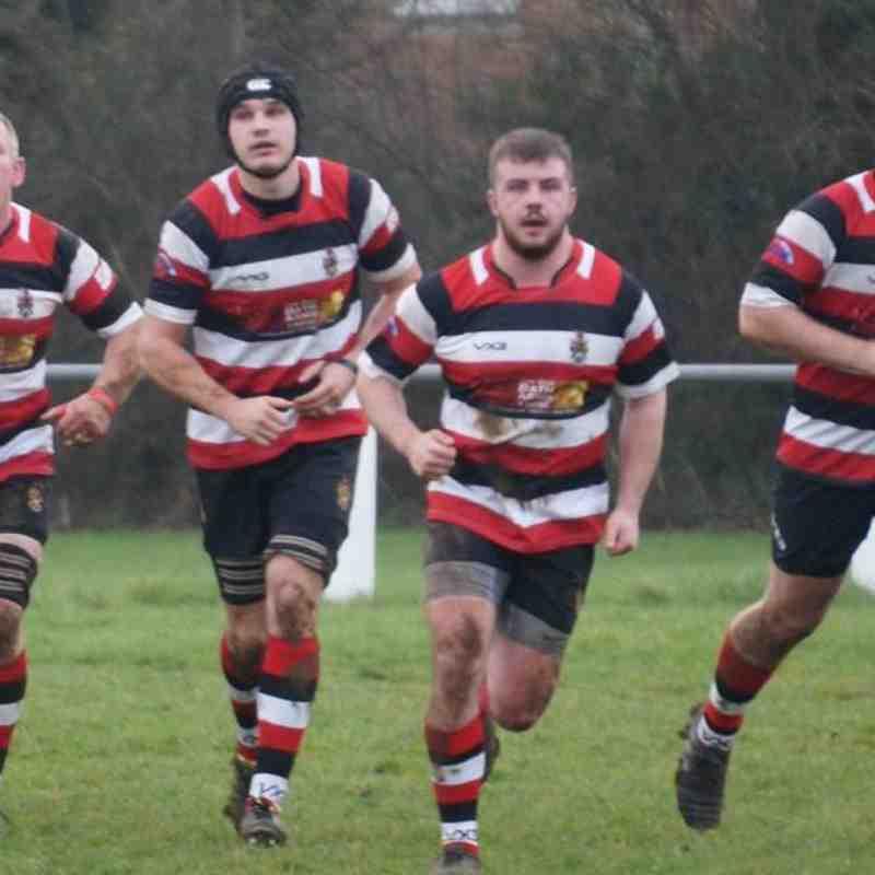 Frome RFC 1st v Yeovil RFC 1st