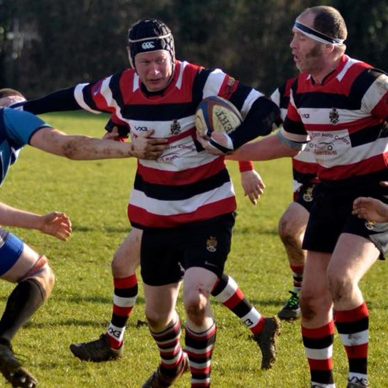 Calne RFC 1st 12 - 5 Frome RFC 2nd