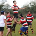 Frome RFC/Warminster RFC U16's 52-12 North Dorset RFC U16's