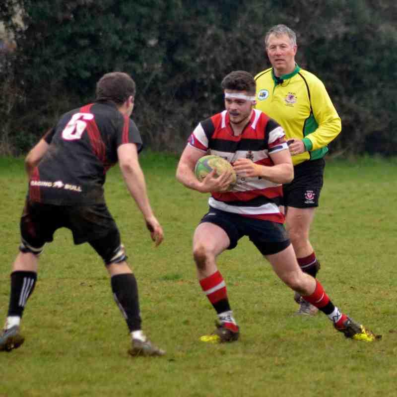 Frome RFC 2nd v Colerne RFC 1st