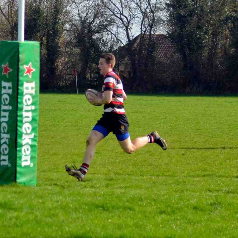 Frome RFC 2nd v Cricklade RFC 1st