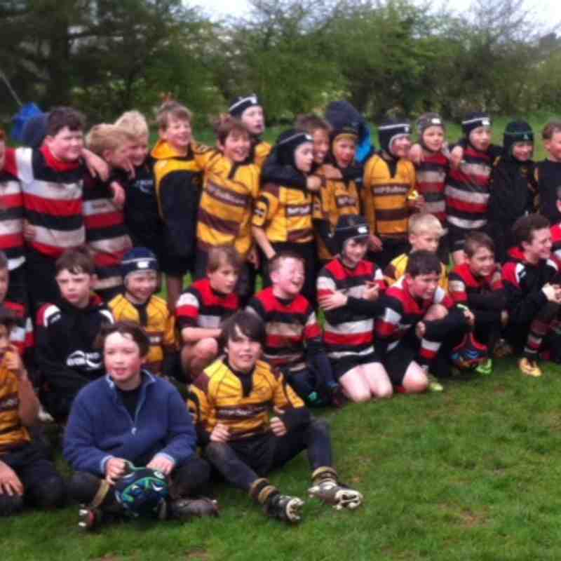 Frome RFC U10's Cornwall Tour