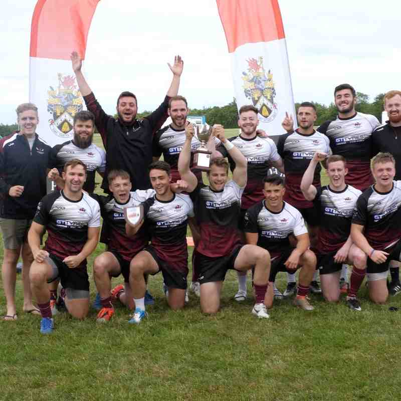 Frome 7's Winners