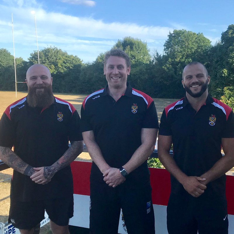 Frome RFC announce Coaching Staff & Captains for 2018/2019 season