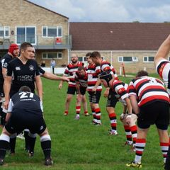 Frome RFC 2nd v Royal Wootton Bassett RFC 3rd