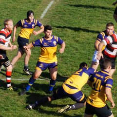 Frome RFC 2nd v Swindon RFC 2nd
