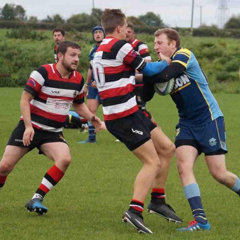 Trowbridge RFC 3rd v Frome RFC 2nd