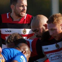 Frome RFC 2nd v Marlborough RFC 2nd
