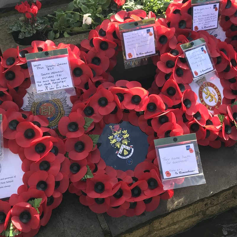 Frome Remembrance Parade