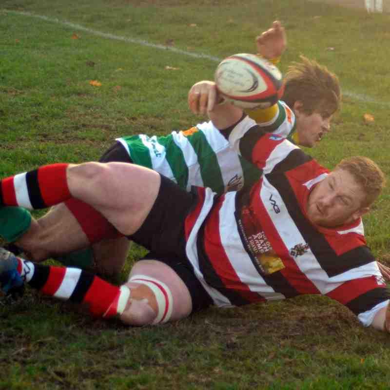Frome RFC 1st v Dorchester RFC 1st
