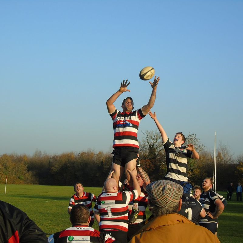 Frome RFC 3rd 36 - 0 Avonvale RFC 2nd