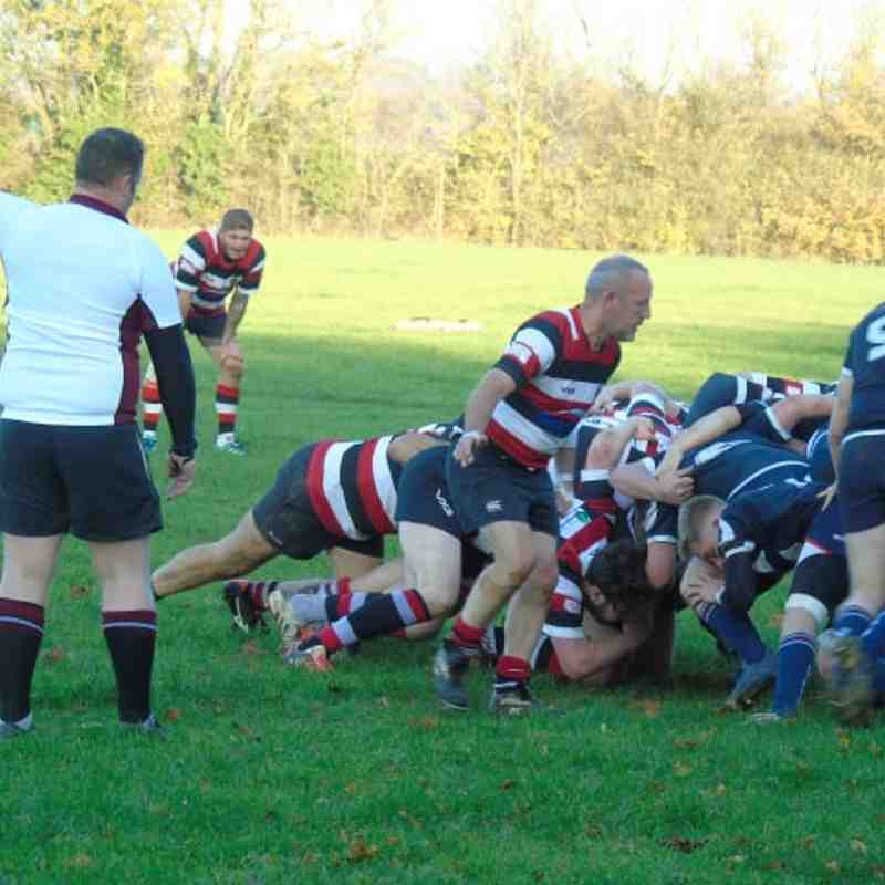 Frome RFC 3rd v Avonvale RFC 2nd