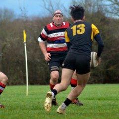 Frome RFC 3rd v Amesbury RFC 1st