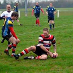 Frome RFC 3rd v Trowbridge RFC 4th