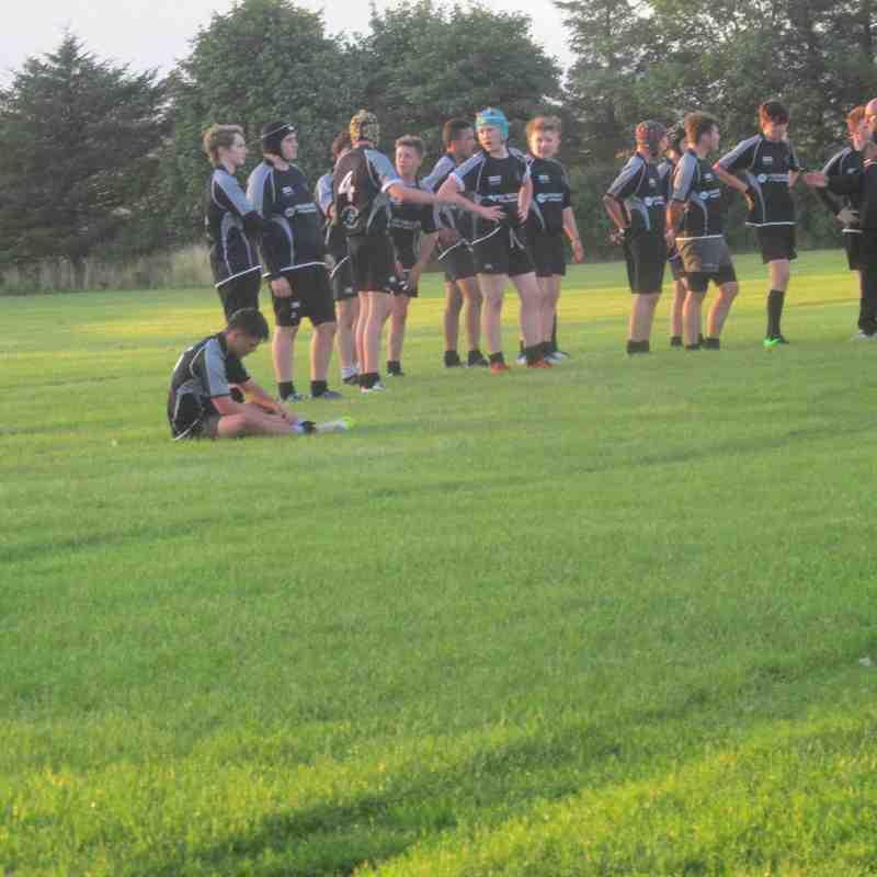 Under 16's v Kelso RFC U16 - 10th September 2015