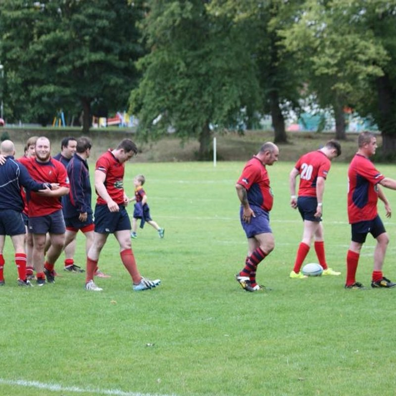 2nd XV beat Murrayfield Wanderers 2XV 0 - 28
