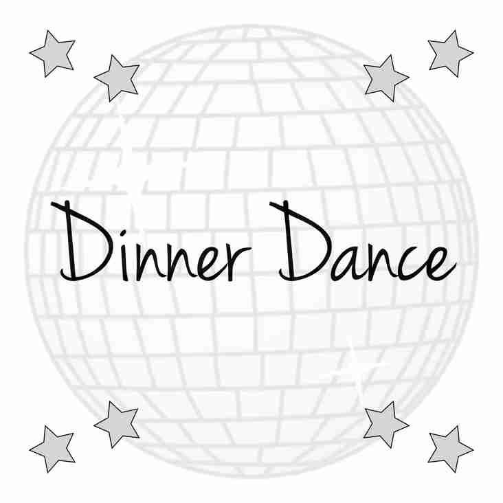 Summer Dinner Dance - Saturday 24th June