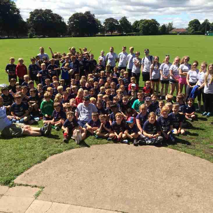 Haddington RFC - Seeking Club Child Protection Officer