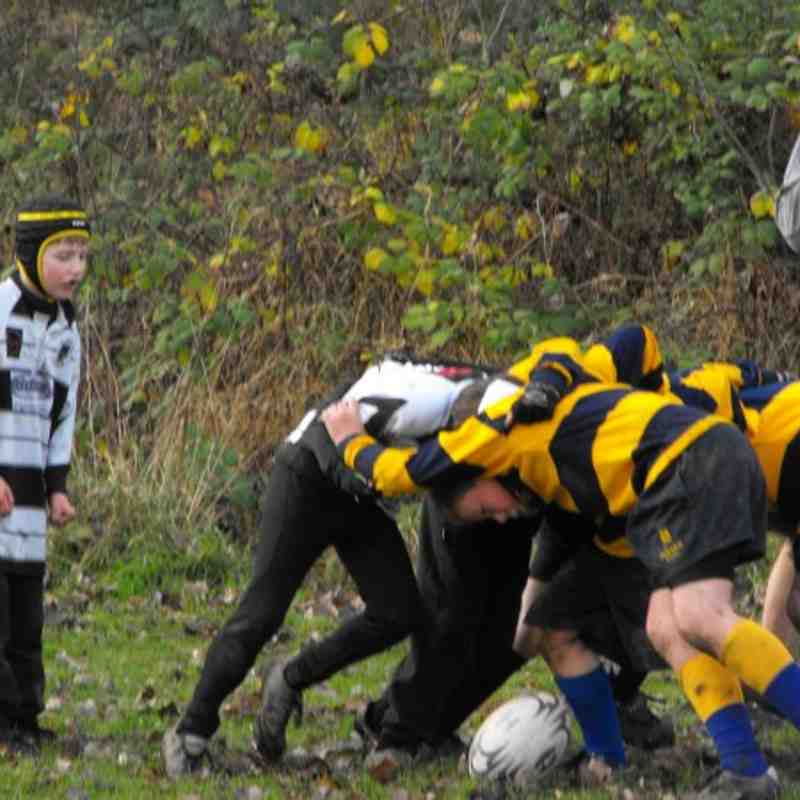 BELPER V ASHBOURE UNDER 10s