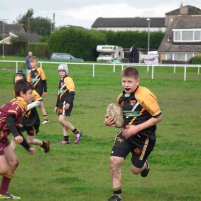 Drighlington Under 11s V Drewsbury