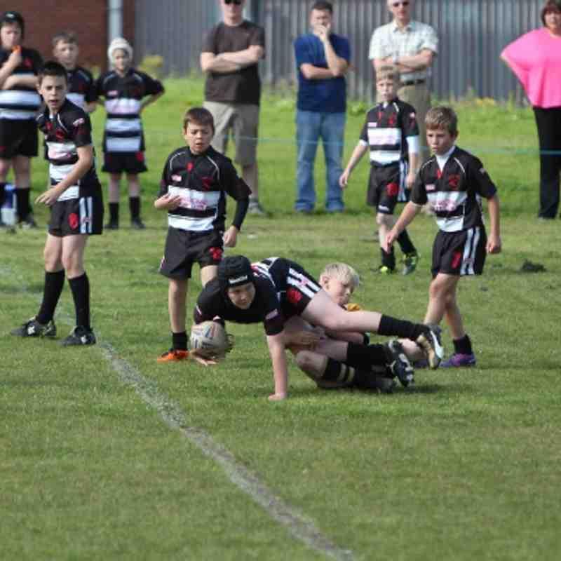Drighlington Under 11's V Lindley Swifts